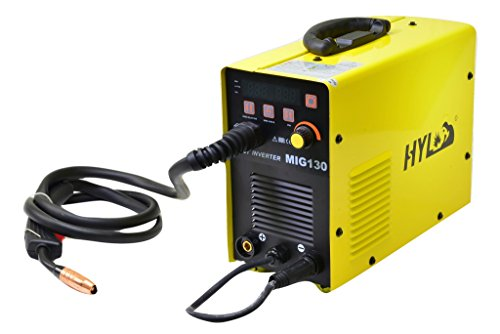 HYL MIG130 Combo MIG Welder - 2YR USA WARRANTY WITH USA BASED PARTS AND SERVICE … by HYL