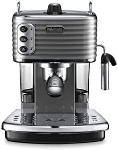 De'Longhi ECZ 351.GY Scultura Espressomaschine (1100 W) grau
