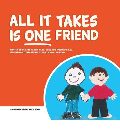 [ { ALL IT TAKES IS ONE FRIEND } ] by Rankin, Heather (AUTHOR) Jul-10-2012 [ Paperback ] pdf