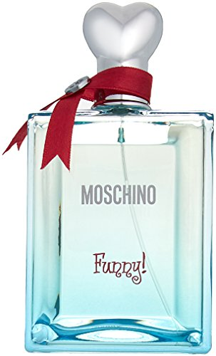 Moschino Funny By Moschino For Women Eau De Toilette Spray 34Ounce Bottle
