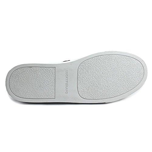 Sneaker Di Moda Con Cerniera In Pelle Bassa Bayleah In Pelle Nera / Alsina