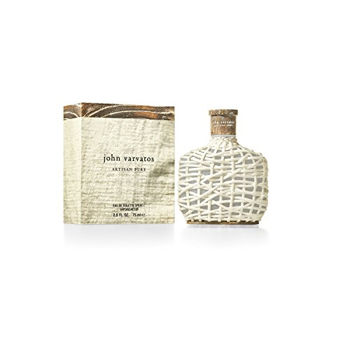 John Varvatos Artisan Pure Eau De Toilette Spray, 2.5 oz.