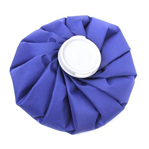 NUOLUX Dunkel blau wieder verwendbare Cold Sport Verletzungen Eisbeutel für Schwellungen Schmerzlinderung
