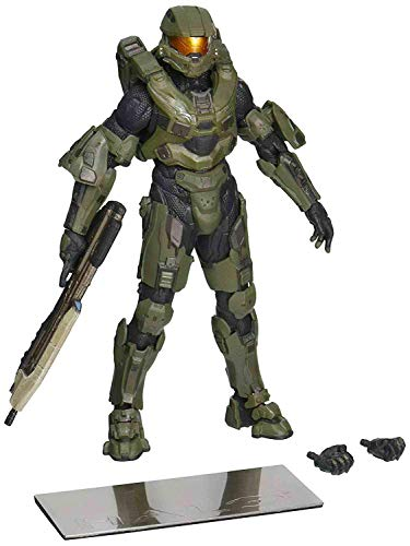 Kotobukiya ARTFX+ Halo: Master Chief (Halo 4 Version) 1/10 Scale PVC - And Game Statues Video Figures