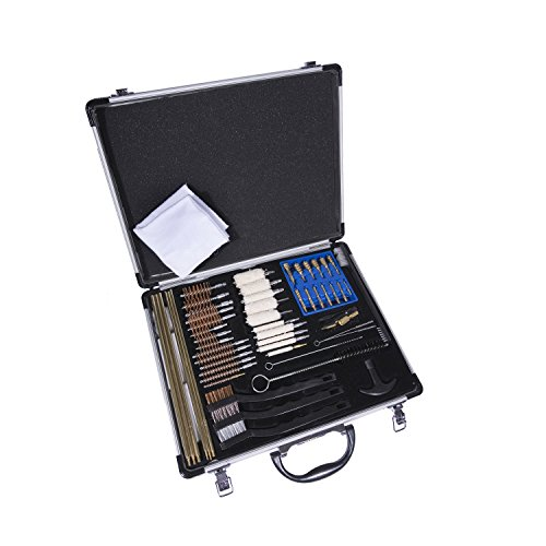 Gunmaster-Univ-Select-63-Pc-Gun-Cleaning-Kit-Wood-Case