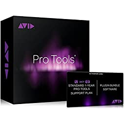 Avid 99357131300 Channel Multitrack Recording Software