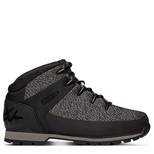 Timberland Euro Sprint Hiker Boots A1QHR Black Ripstop Size 10