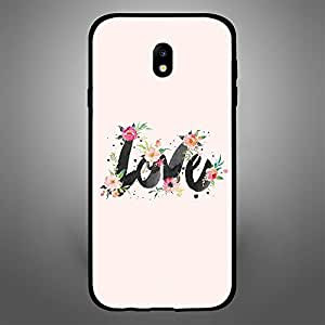 Samsung Galaxy J7 2017 Love Calligraphy