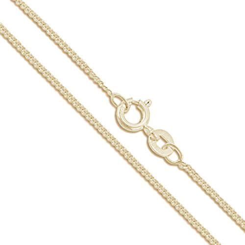 14k Yellow Gold Curb Chain CHO