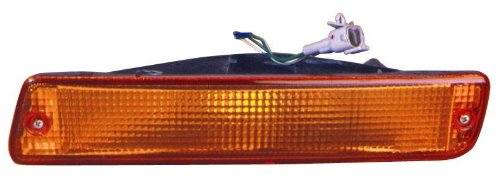 Depo 312-1625L-US Toyota Land Cruiser/Lexus LX 450 Driver Side Replacement Signal Light Unit without Bulb