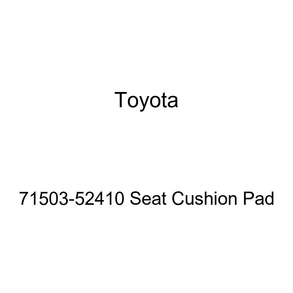 Toyota Genuine 71503-52410 Seat Cushion Pad