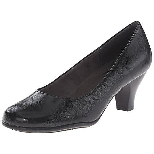 Womens Aerosoles Wise Guys Blue Heels 6 M..412A
