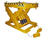 Beacon-BMLT-Series-Heavy-Capacity-Scissor-Lift-Table-Travel-30-Cap-Lbs-20000-Edge-Load-Rolling-16000-Platform-Standard-48-x-60-Platform-Maximum-72-x-84-Base-48-x-60-Lowered-Height-inches-20-Raised-Hei