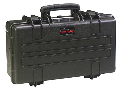 Explorer Cases 5117 OE Waterproof Dustproof Multi-Purpose Protective Case Empty, Orange by Explorer Cases