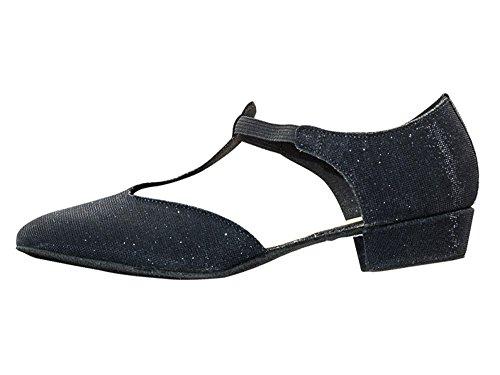 Glitter Katz Jive Teaching Ballroom Cerco Black By Dancewear Greek Ladies Girls Salsa Sandal Dance Shoe w0YaOYSqE