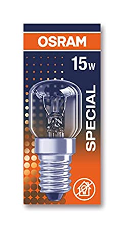 2 x OSRAM bombilla para horno bombilla bombillas F del Horno Horno ...