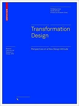 Transformation Design (Board of International Research in Design, BIRD)