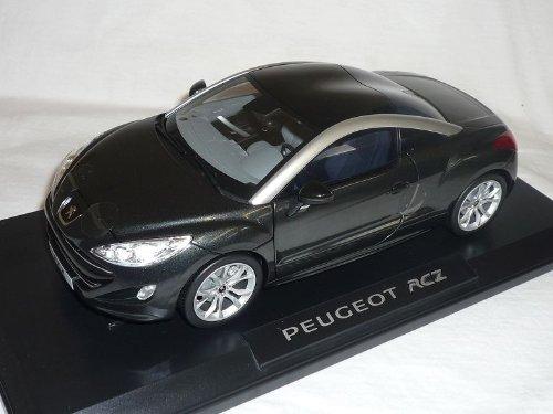 Peugeot Peugeot Peugeot Rcz Rc Z Coupe Grau Schwarz 1 18 Norev Modellauto Modell Auto b95aaf
