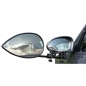 Dometic DM-2899 Milenco Aero3 Towing Mirror - Twin pack