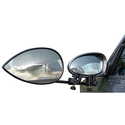 Dometic DM-2899 Milenco Aero3 Towing Mirror - Twin pack