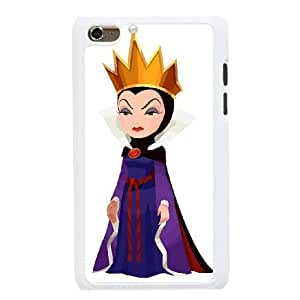 The best gift for Halloween and Christmas iPod 4 Case White Freak badass The Evil Queen by disney villains VIK9171345
