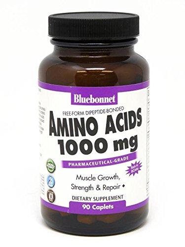 Bluebonnet Nutrition Amino Acids 1000 mg