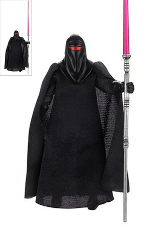 Hasbro Star Wars Basic Figure Force Unleashed Shadow Guard