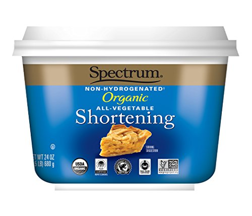 Spectrum Naturals Organic Vegetable Shortening