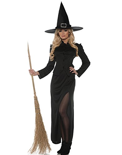 Women's Storybook Witchcraft Costume, 2 pc, -
