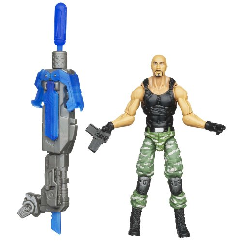 G.I. Joe Retaliation - Roadblock Figure (Gi Joe Retaliation Roadblock)
