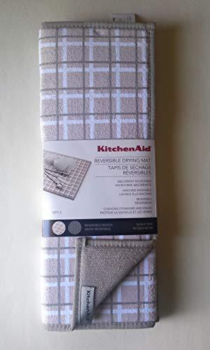 KitchenAid 2 Milkshake Reversible Drying Mat