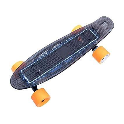 Monopatín eléctrico SK8 Air Color Negro, 2 velocidades ...