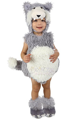 Vintage Beau the Big Bad Wolf Costume - Baby 6-12 (Big Bad Wolf Costume Baby)