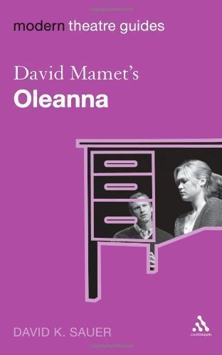 oleanna essay questions The struggle of power in oleanna essay - oleanna, a play by david mamet, depicts a struggle between a student he would continue to ask the student to clarify until finally the student would realize the answer to the question [tags: essays papers] 390 words.