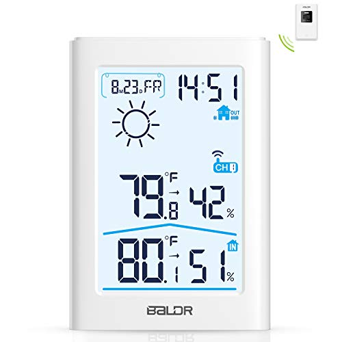 Slopehill Weather Station Indoor