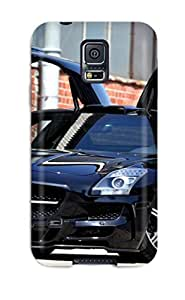 Fashion Tpu Case For Galaxy S5- Mercedes Vehicles Cars Mercedes Defender Case Cover