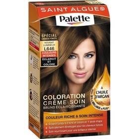 saint algue palette coloration brun clair l646 - Coloration Saint Algue
