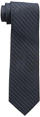 Calvin Klein Men's Glitter Pinstripe Tie