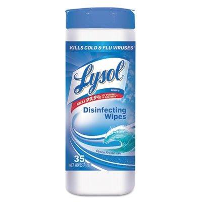 rac81146 - Lysol Brand desinfección toallitas húmedas: Amazon.es: Electrónica