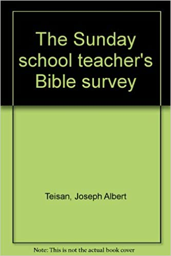 sunday school surveys