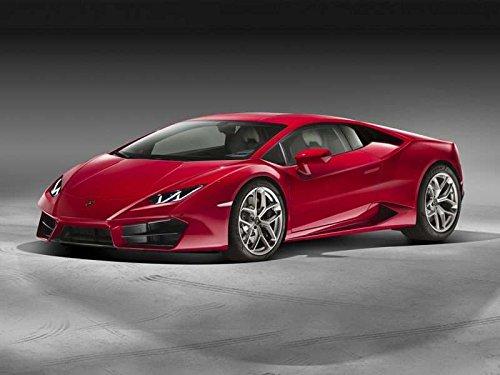 Home Comforts LAMINATED POSTER 2016 Lamborghini Huracan Car