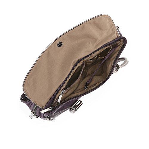 Twist Superwork Deep Nylon Briefcase Viola S Kipling Velvet qFz6q