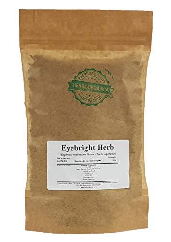 Augentrostkraut / Euphrasia L / Eyebright Herb # Herba Organica # Große Augentrost, Wiesen-Augentrost, Gemeiner Augentrost (100g)