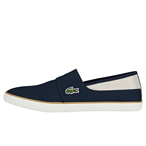 Lacoste 218 sans Lacets 1 Hommes Chaussures Marice SrqwnHx8r