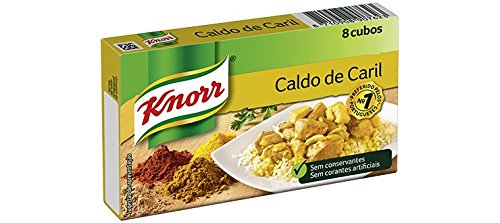 Knorr Curry Sauce Mix Curry Stock Cubes Knorr Curry Bouillon Cubes