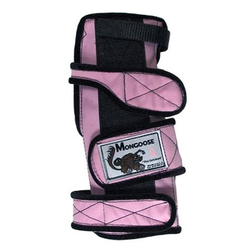 Mongoose Optimum Pink Wrist Support- Right Hand (Small)