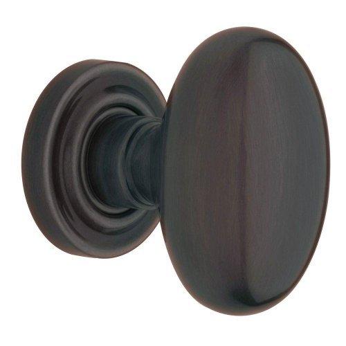 Estate Venetian Bronze Full Dummy Egg Knob (5025 112 FD SET) by ()