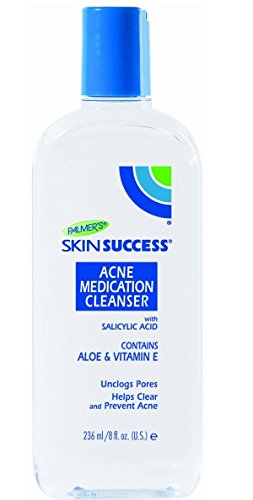 Palmer's Skin Success Acne Medication Cleanser, 8 Ounce