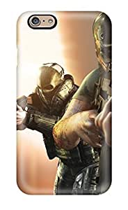 Iphone 6 Case, Premium Protective Case With Awesome Look - Video Game Army Of Two