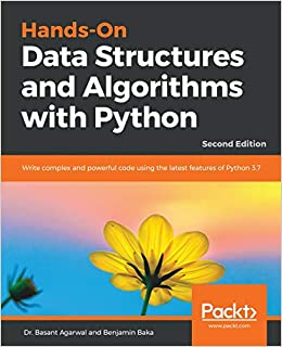 Buy Hands-On Data Structures and Algorithms with Python